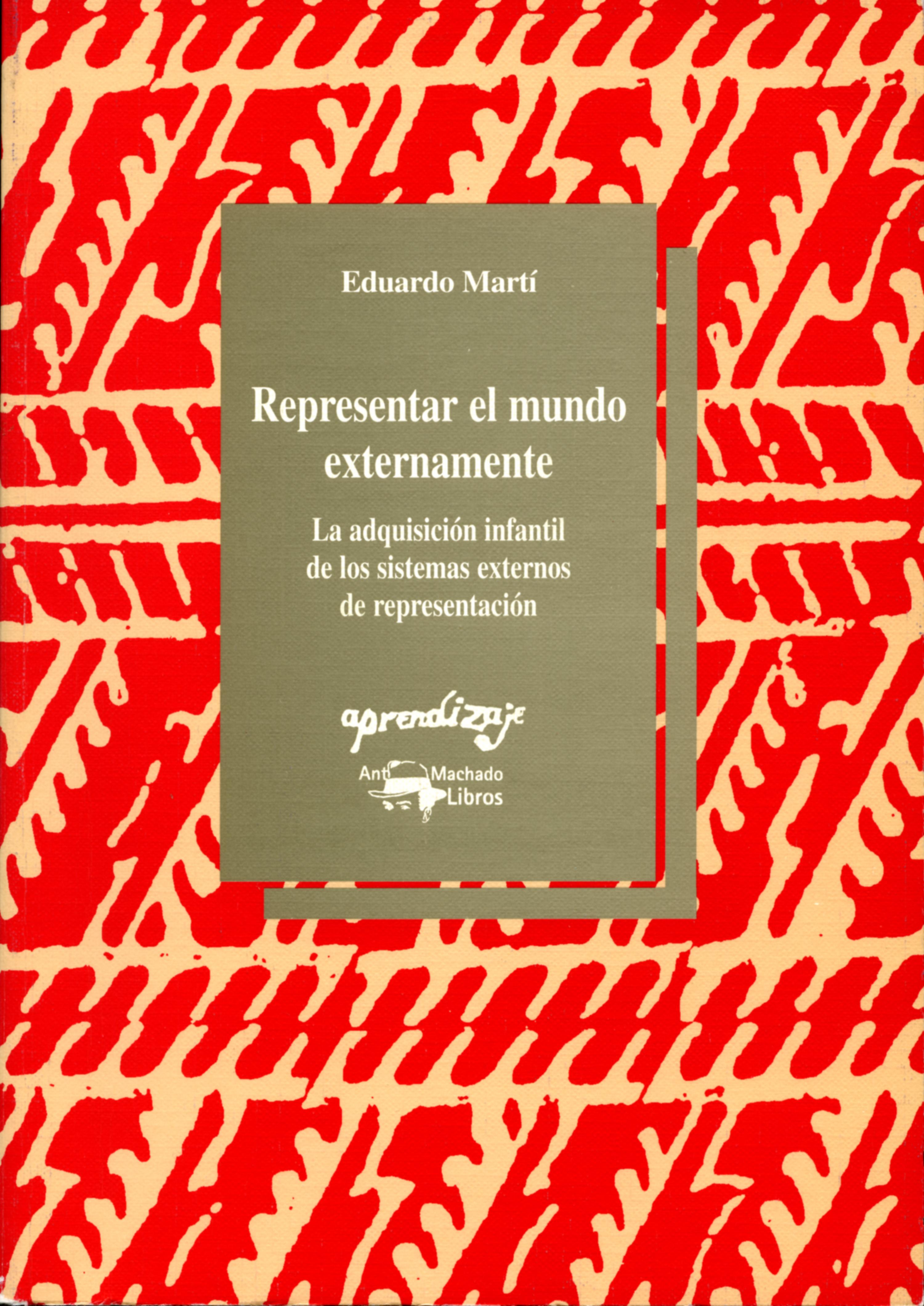 Eduardo Marti Representar el mundo exterior marti pellow york