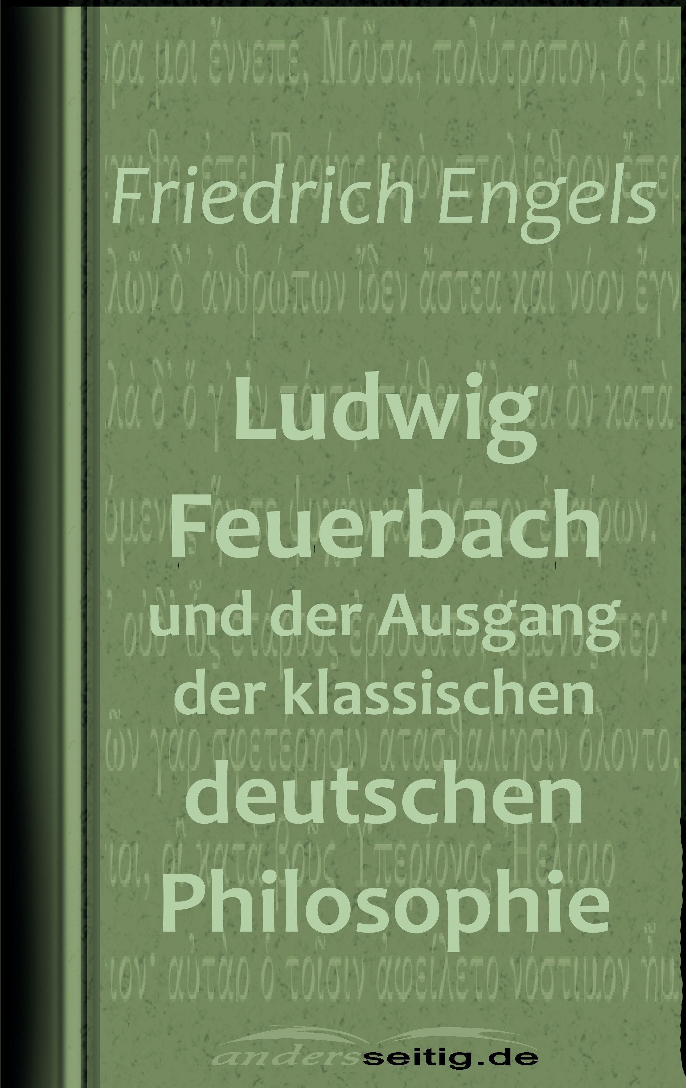 купить Friedrich Engels Ludwig Feuerbach und der Ausgang der klassischen deutschen Philosophie дешево
