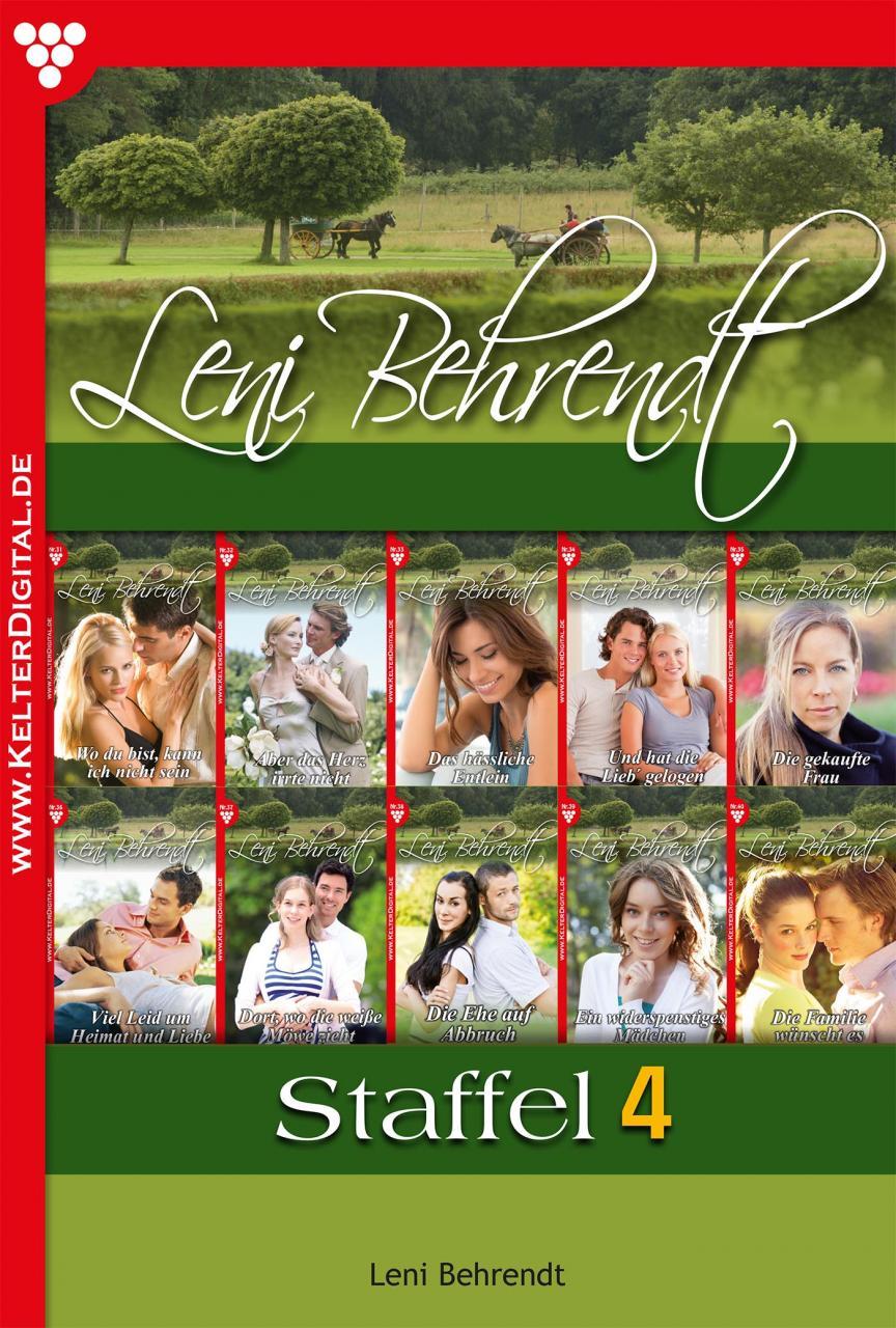 Фото - Leni Behrendt Leni Behrendt Staffel 4 – Liebesroman leni behrendt leni behrendt staffel 2 – liebesroman
