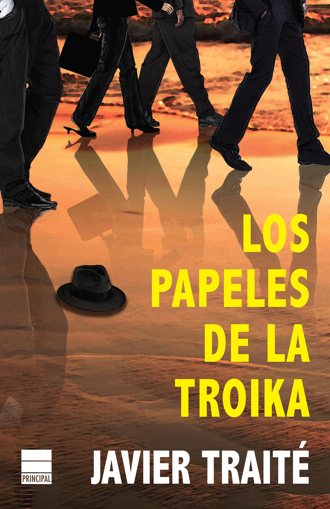 Javier Traité Los papeles de la troika брелок troika kr10 91