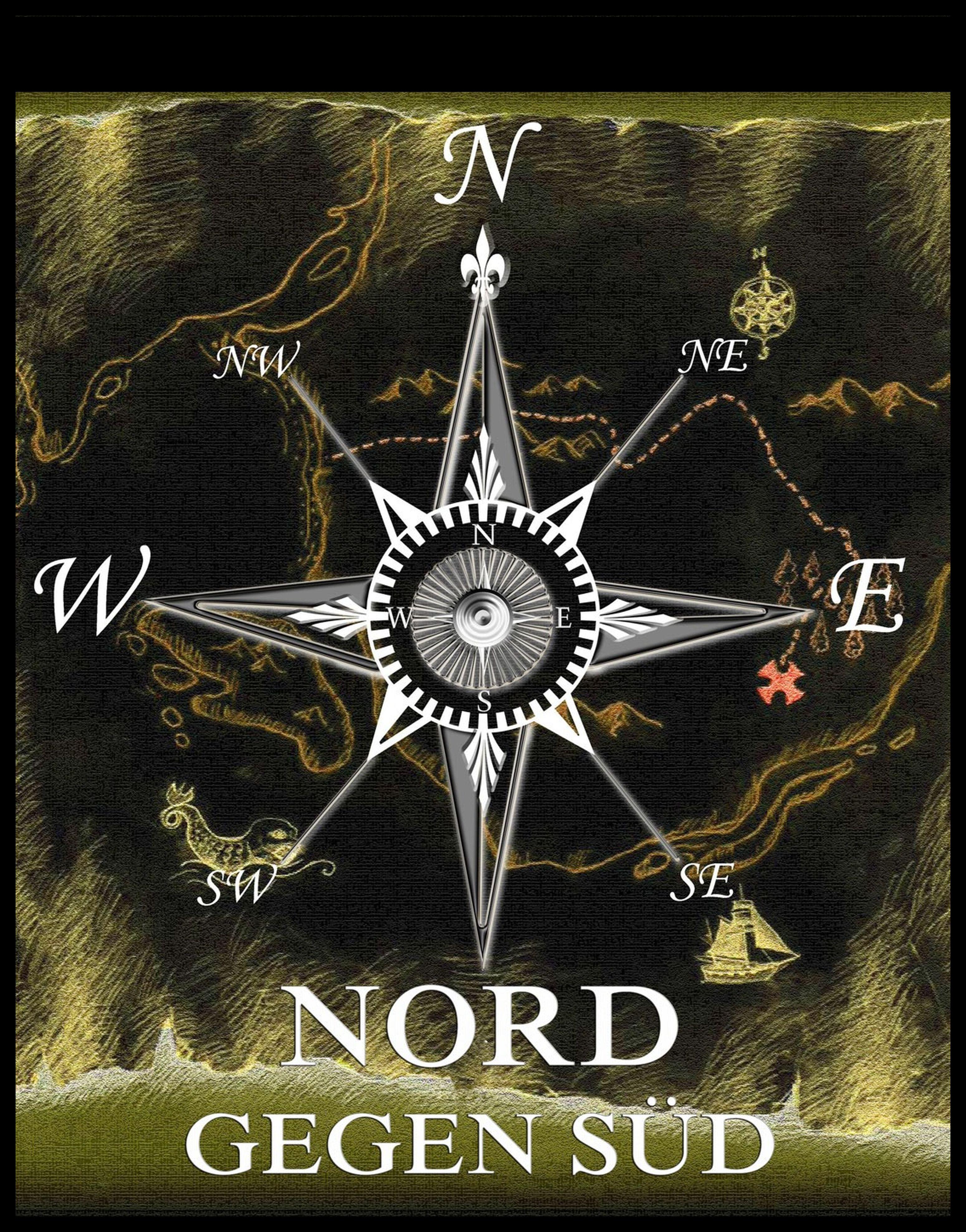 nord gegen sud