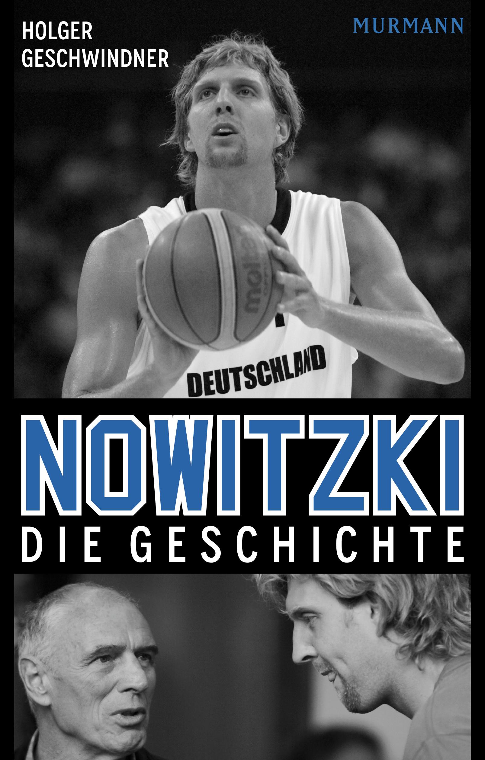 Holger Geschwindner Nowitzki