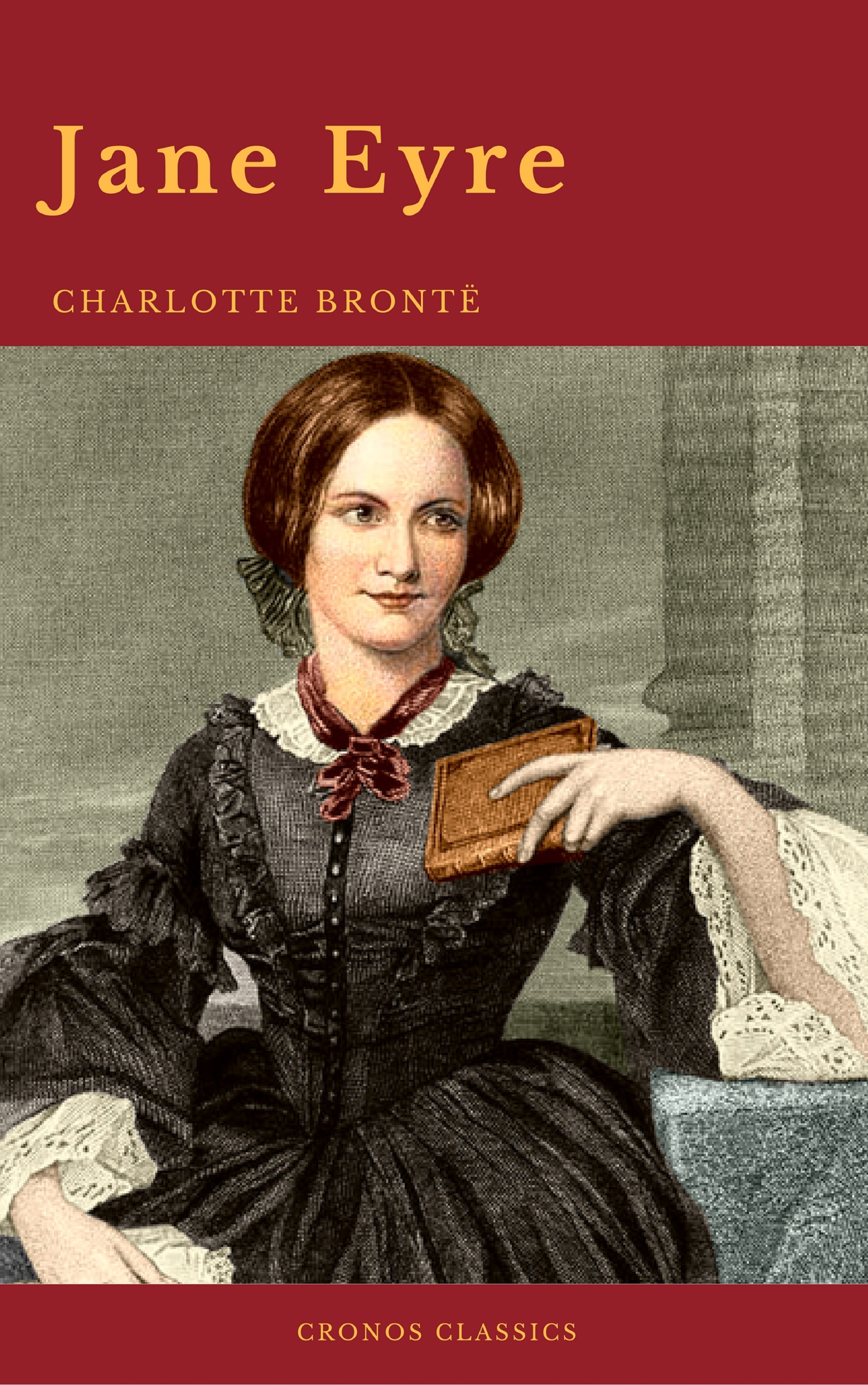 jane eyre by charlotte bronte with preface cronos classics