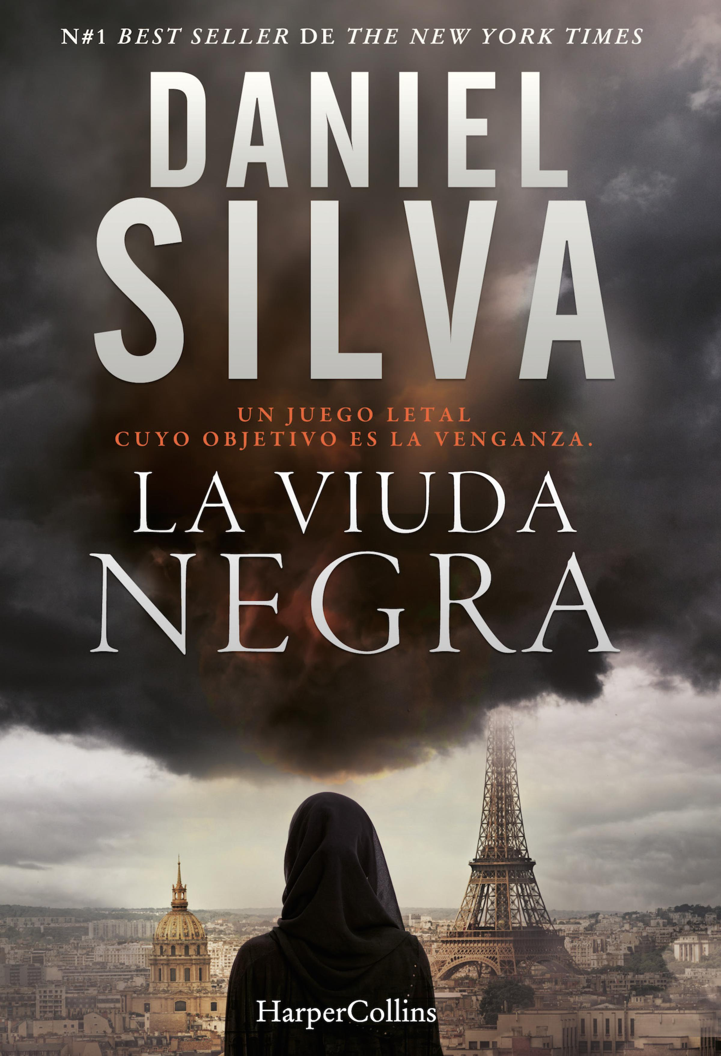 Daniel Silva La viuda negra daniel silva the heist