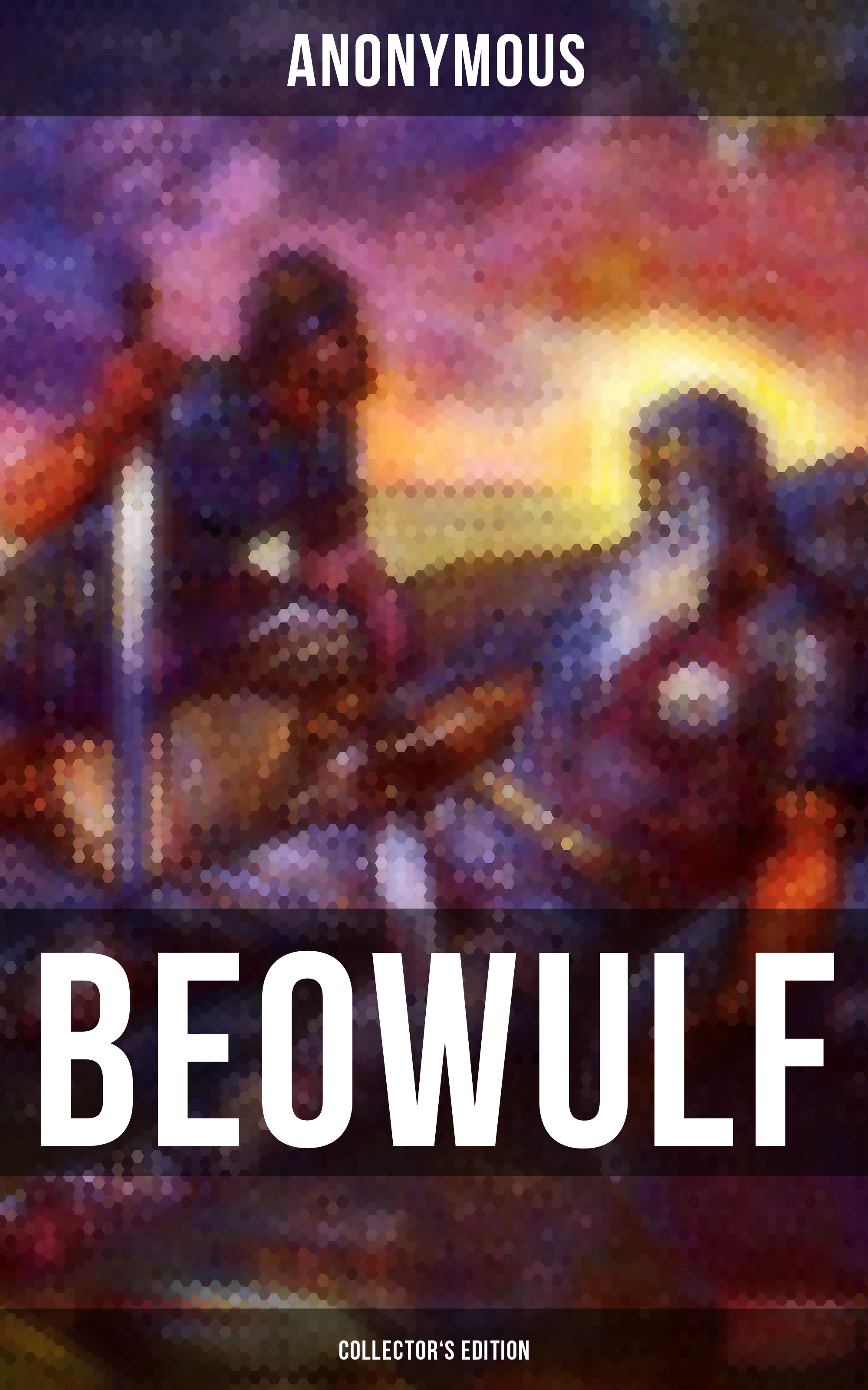 Anonymous BEOWULF (Collector's Edition) цена
