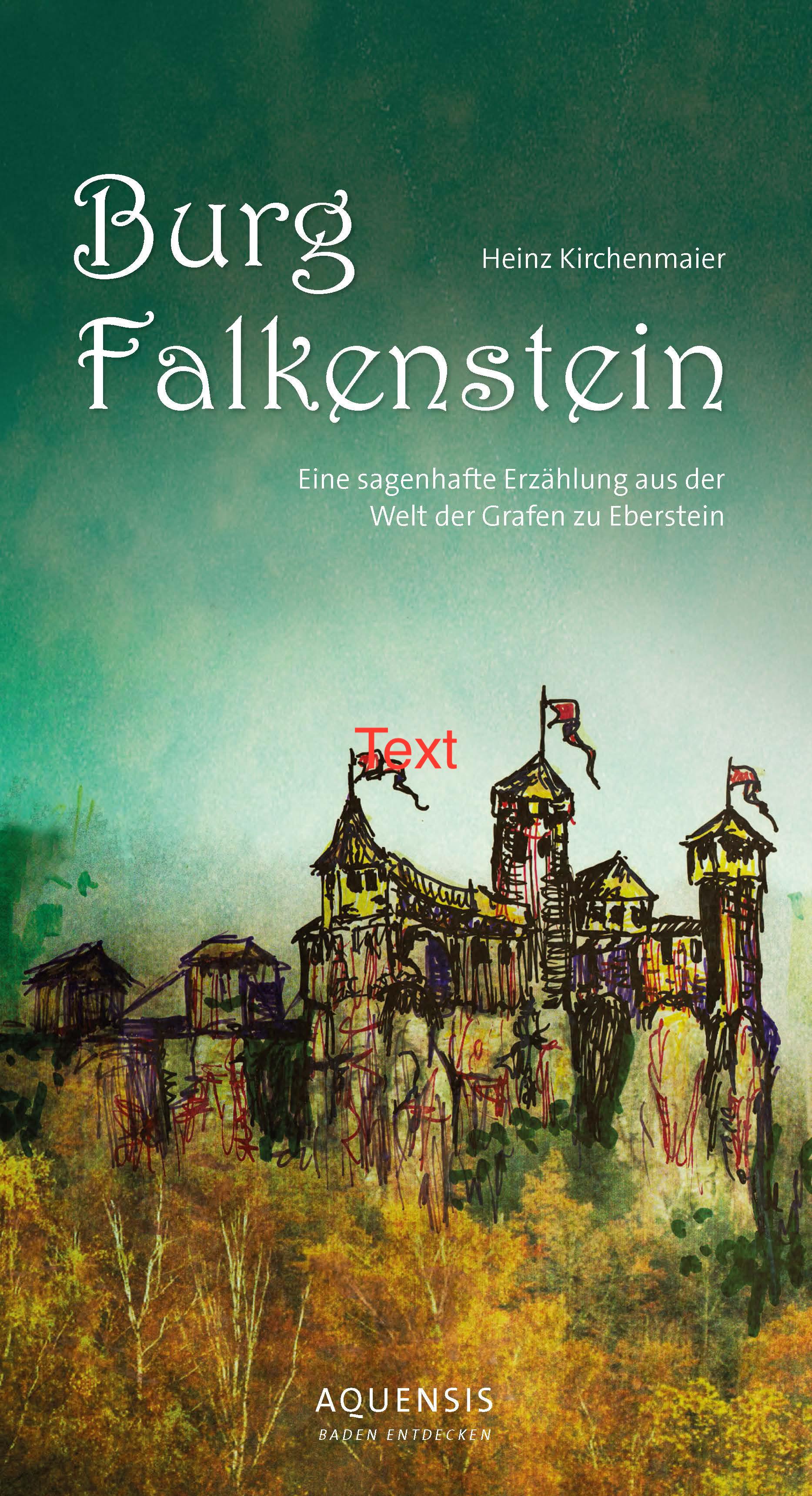 Heinz Kirchenmaier Burg Falkenstein недорого