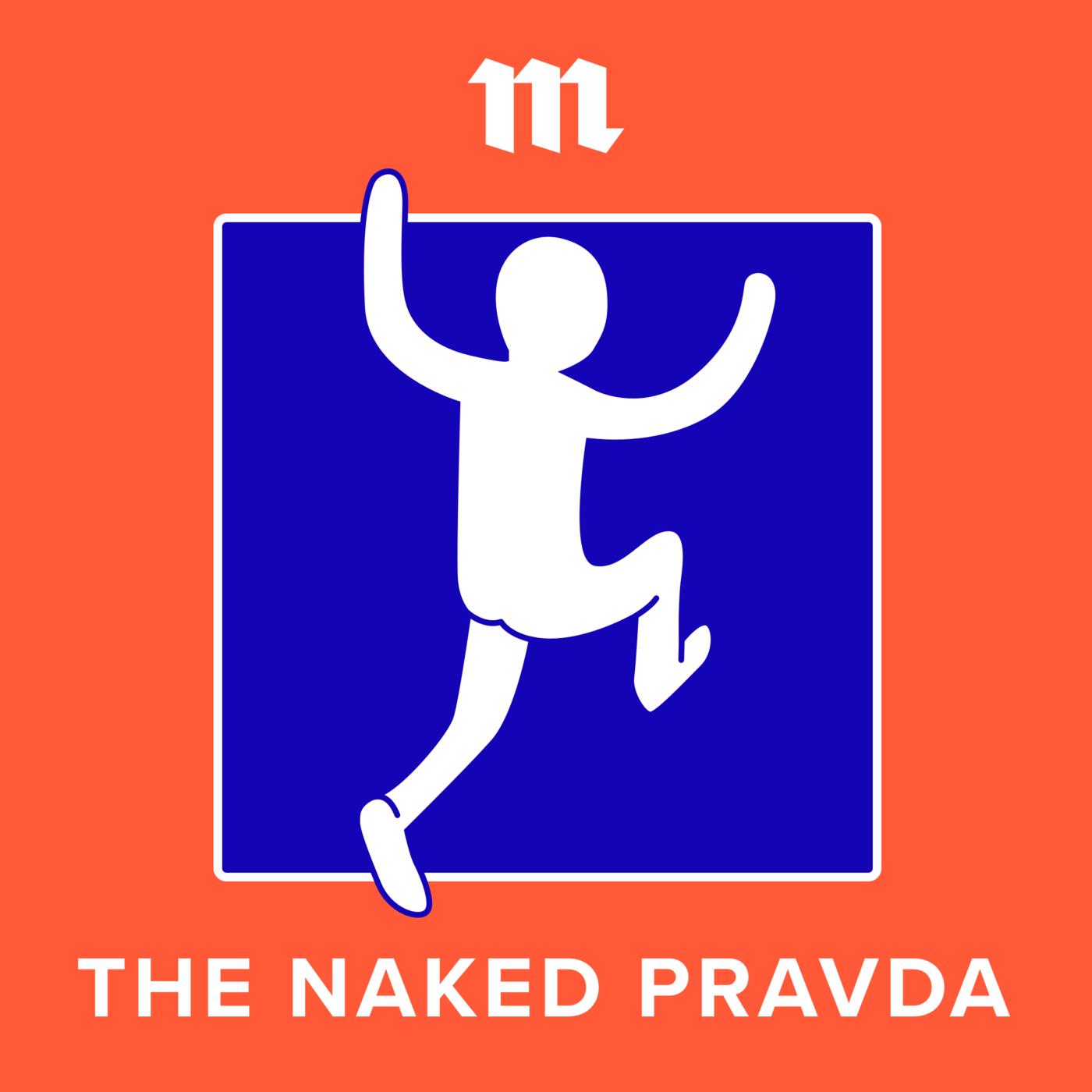 Kevin Rothrock 'The Naked Pravda' premiere trailer: Meduza's new English-language podcast the naked man