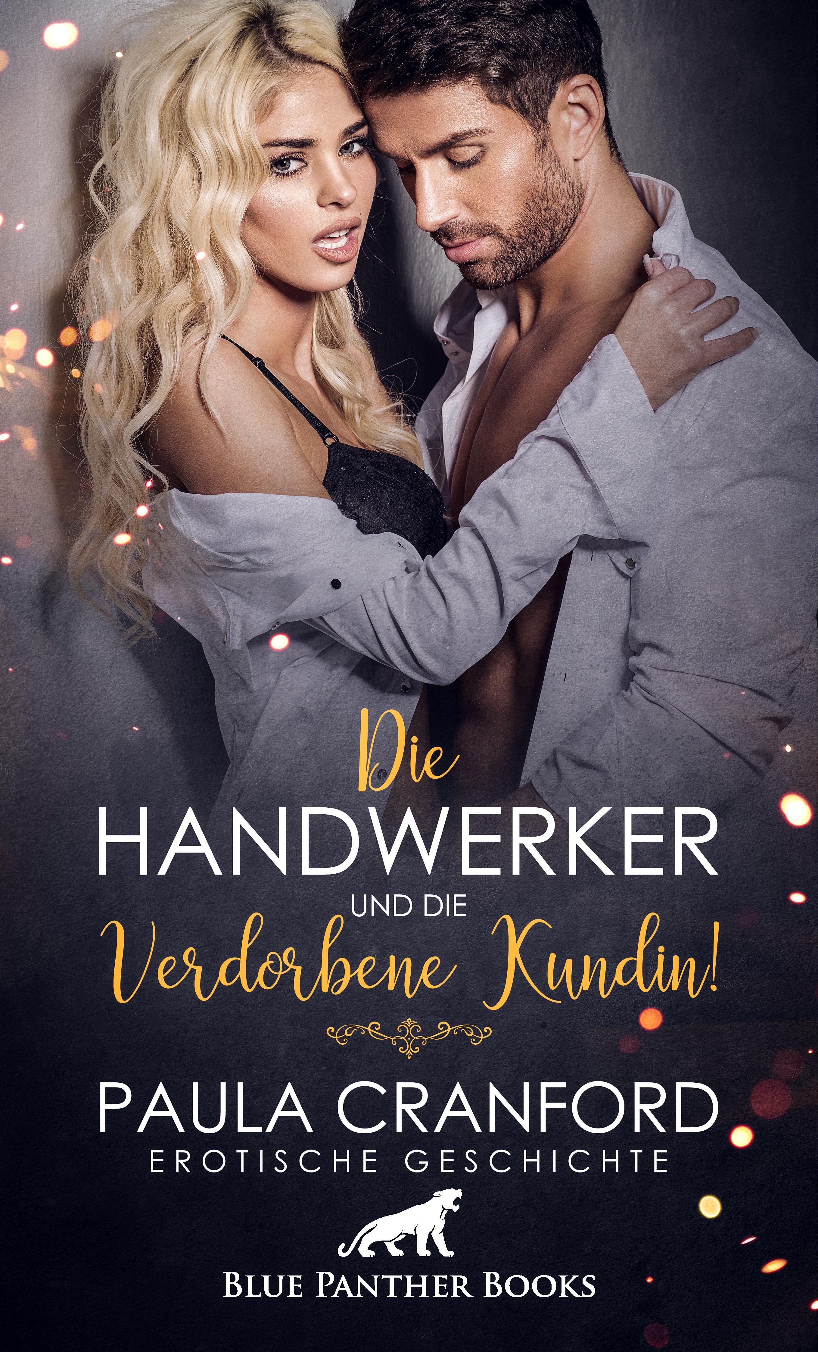 Die Handwerker und die verdorbene Kundin! | Erotische Geschichte фото