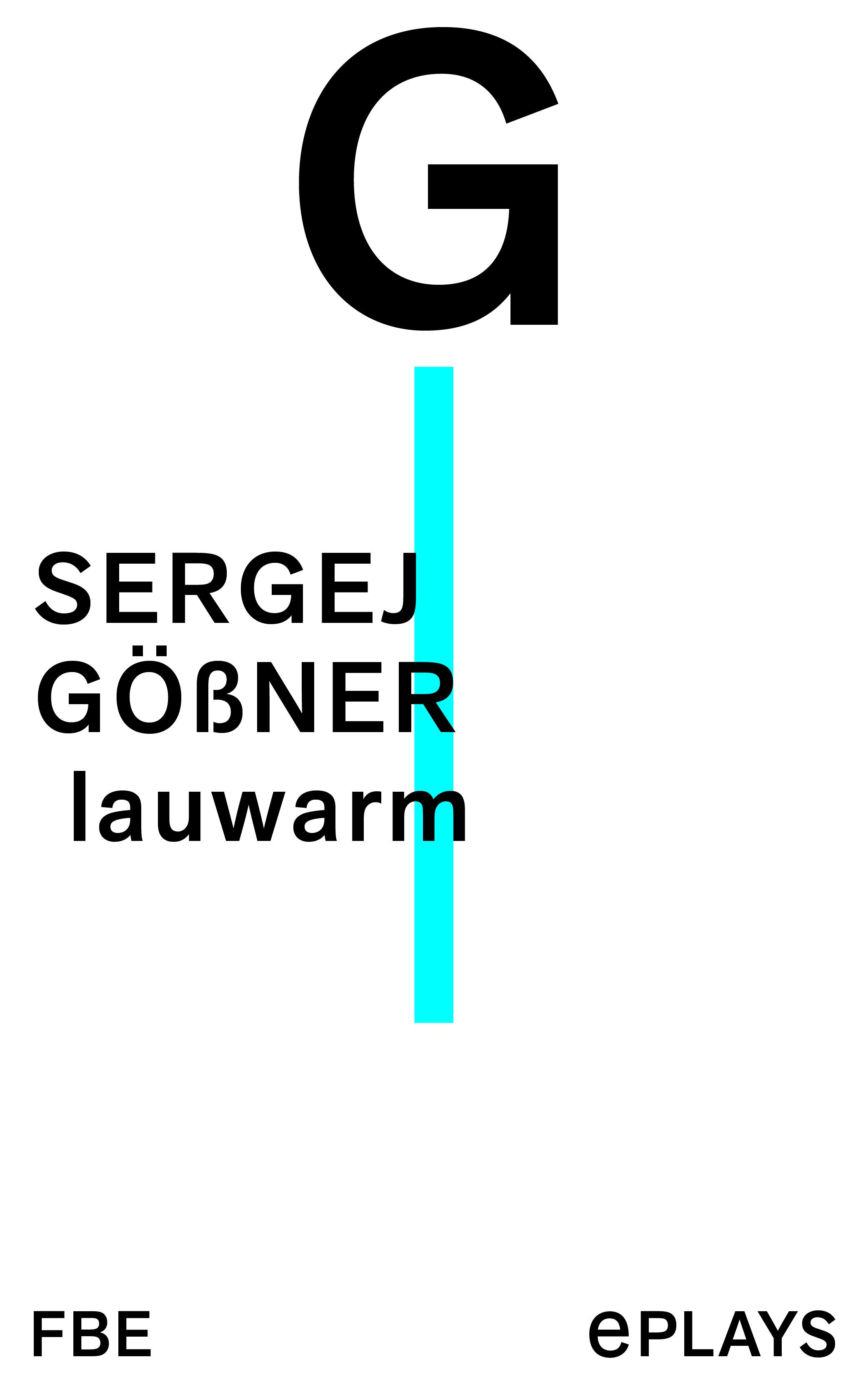 Sergej Gößner lauwarm stratifizierte und segmentierte offentlichkeit