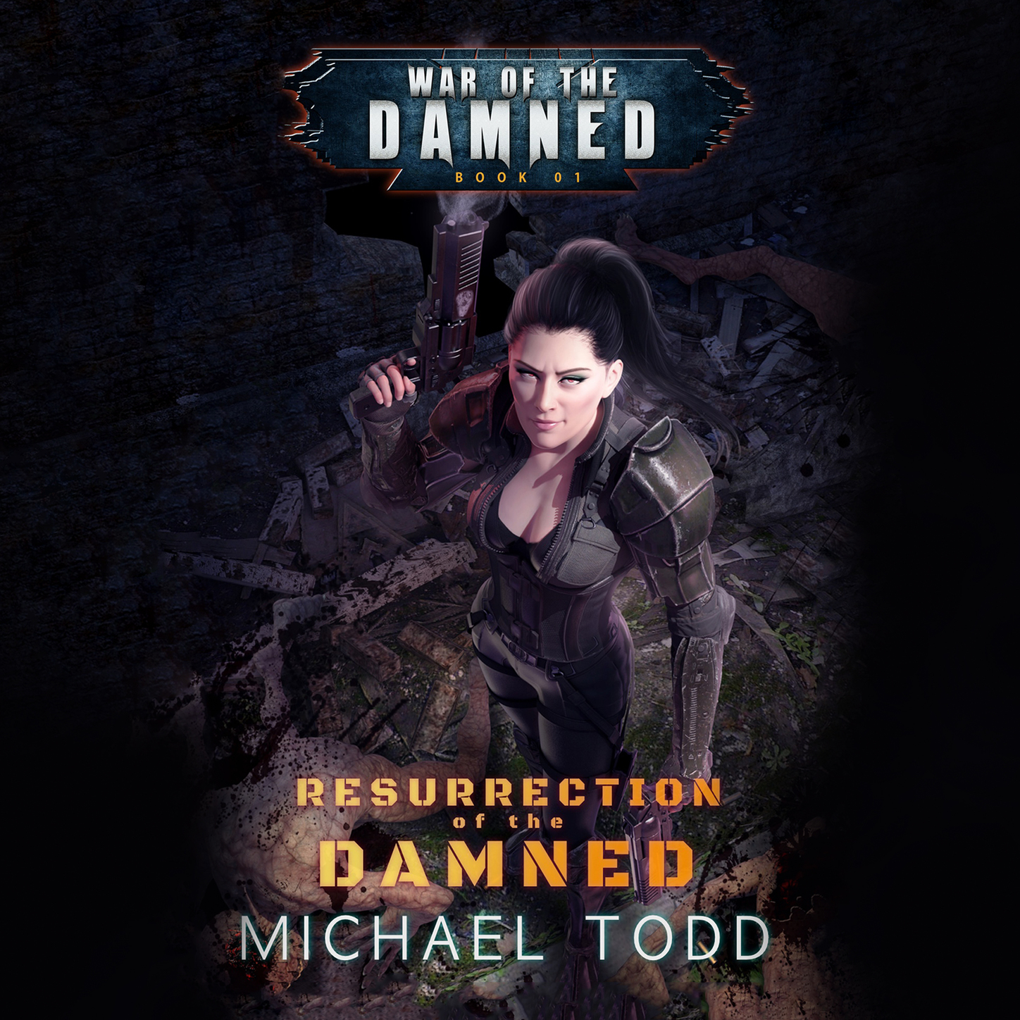 Laurie Starkey S. Resurrection of the Damned - War of the Damned - A Supernatural Action Adventure Opera, Book 1 (Unabridged) batman the resurrection of ra s al ghul