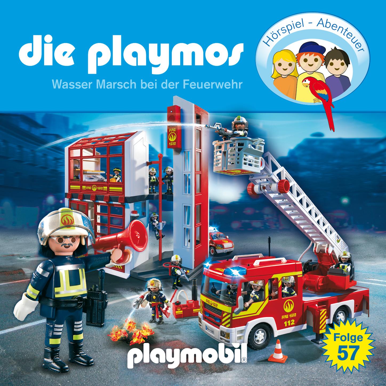Simon X. Rost Die Playmos - Das Original Playmobil Hörspiel, Folge 57: Wasser Marsch bei der Feuerwehr морган райс marsch der könige
