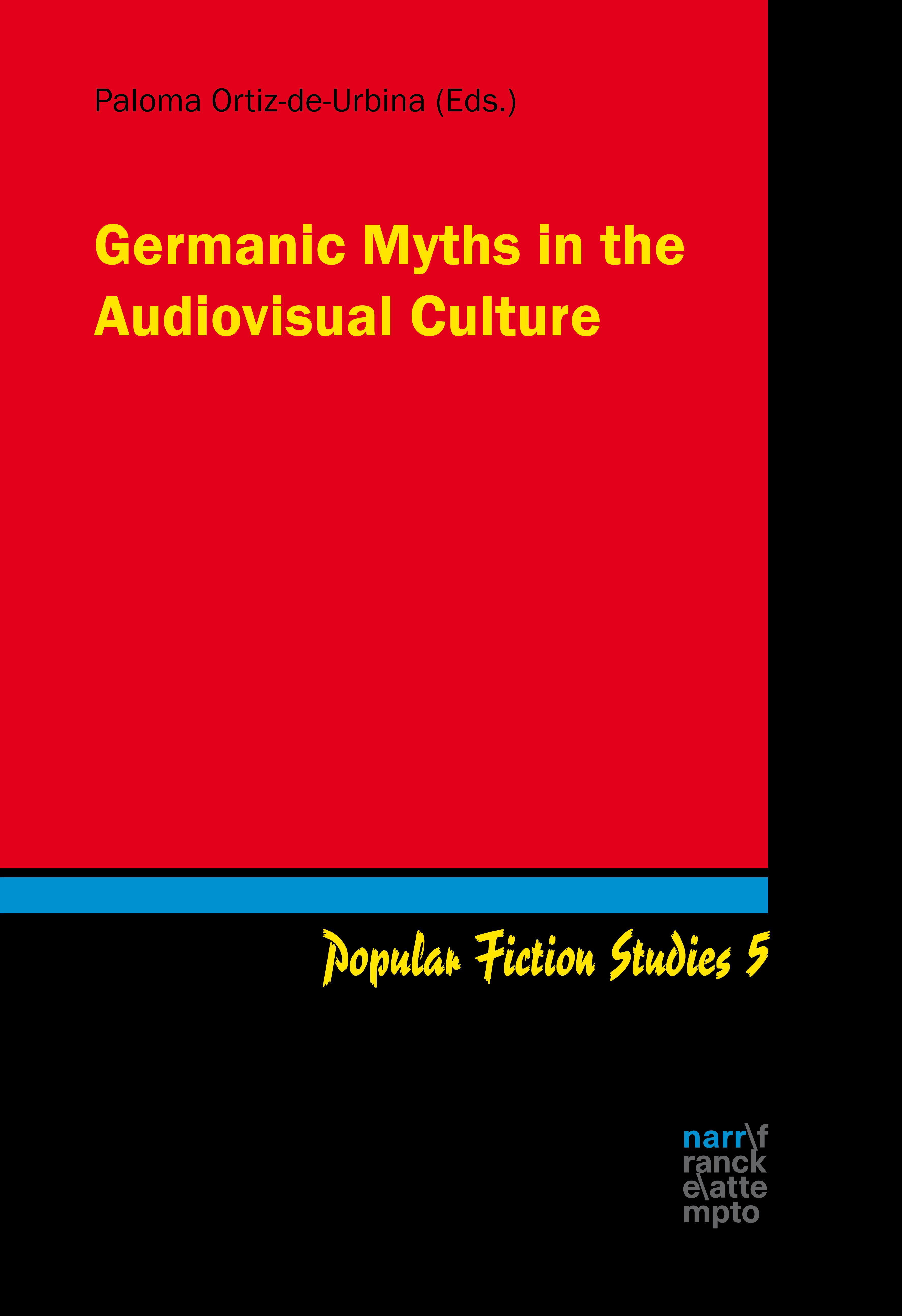 Отсутствует Germanic Myths in the Audiovisual Culture