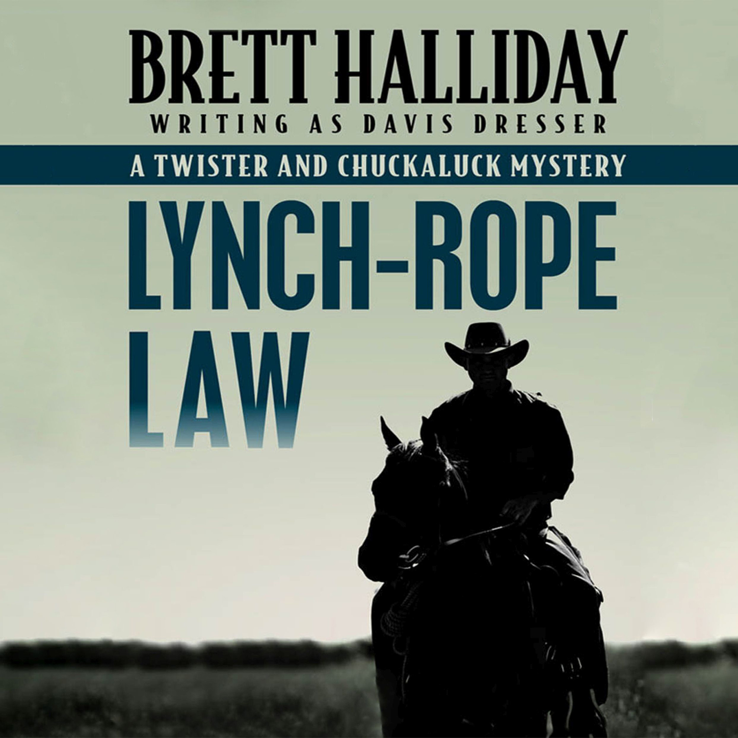 Lynch-Rope Law - The Twister and Chuckaluck Mysteries 3 (Unabridged) фото