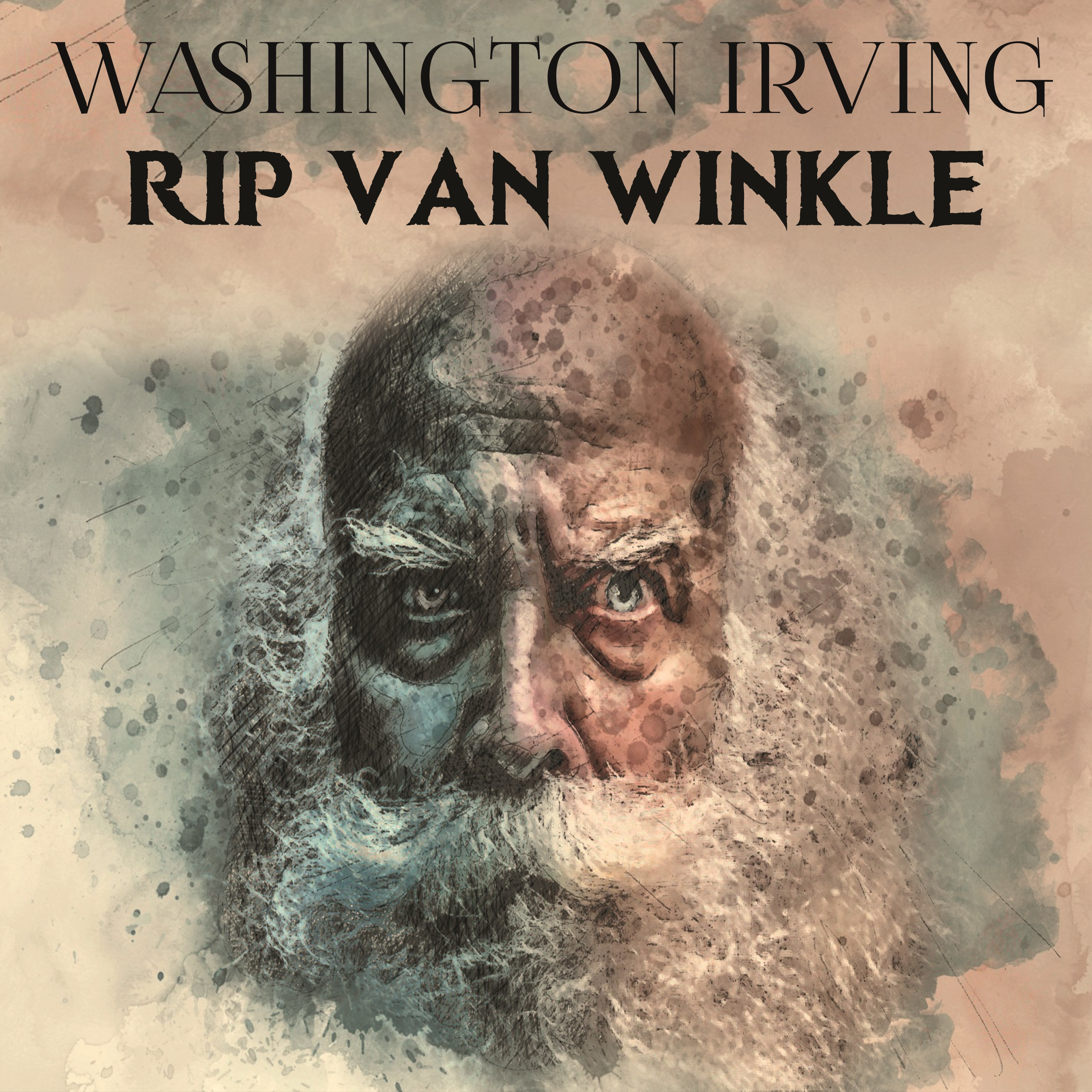 Вашингтон Ирвинг Rip Van Winkle w irving the sketch book of geoffrey crayon gent