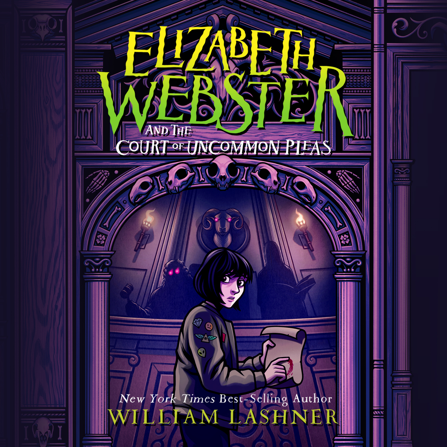 цена на William Lashner Elizabeth Webster and the Court of Uncommon Pleas - Elizabeth Webster, Book 1 (Unabridged)