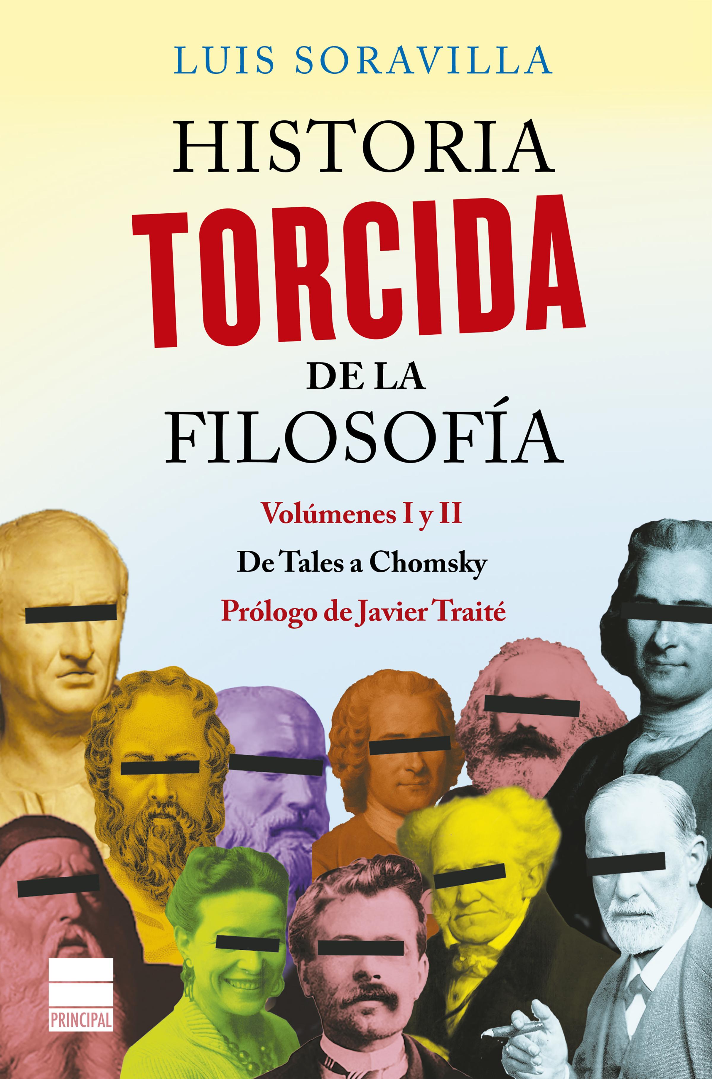 Luis Soravilla Historia torcida de la Filosofía