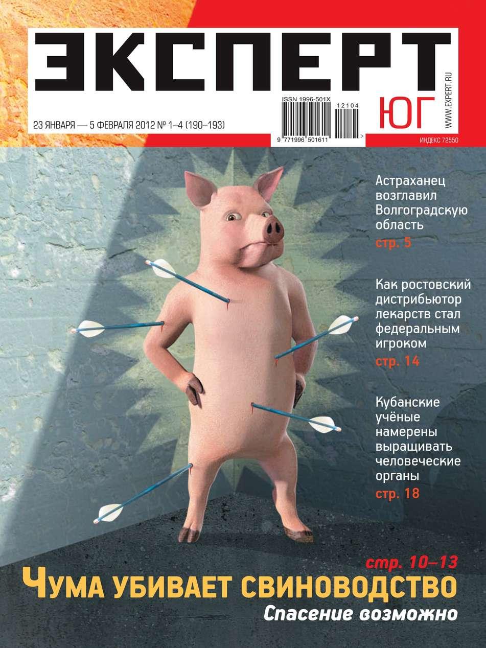 Эксперт Юг 01-04-2012