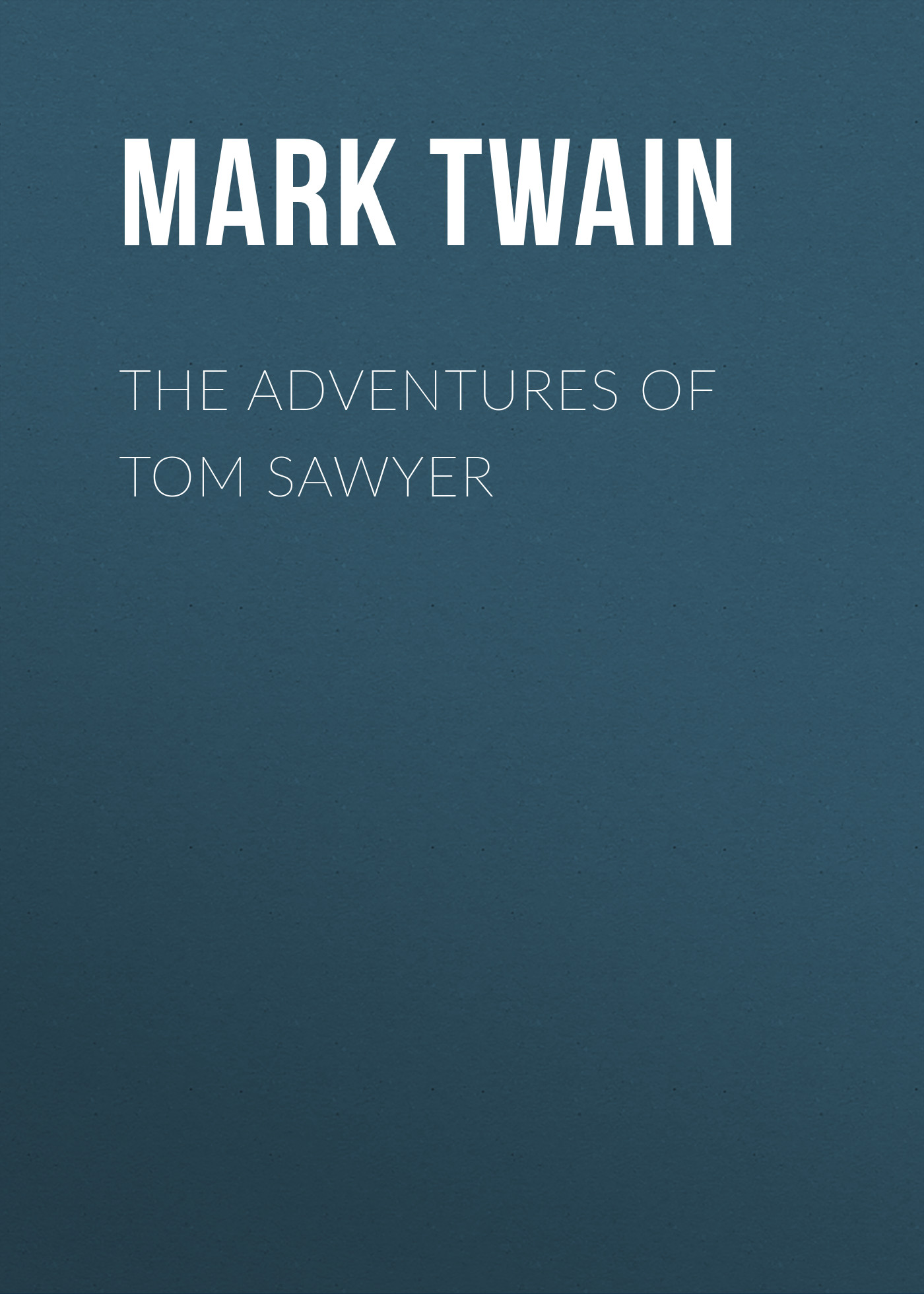 Марк Твен The Adventures of Tom Sawyer hydrogeochemistry in chhoti gandak river basin ganga plain