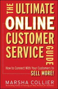 книга The Ultimate Online Customer Service Guide. How to Connect with your Customers to Sell More!