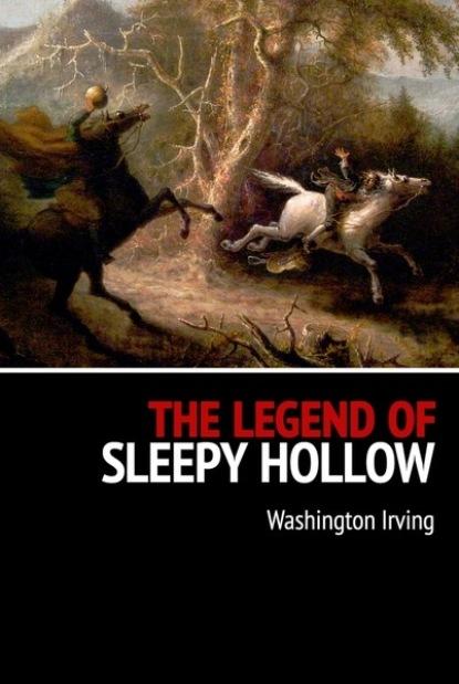 Washington Irving The Legend of Sleepy Hollows майн рид the headless horseman a strange tale of texas