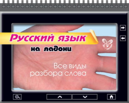 Русский язык. Все виды разбора слова О. Д. Ушакова