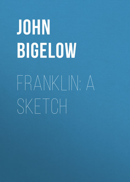 John Bigelow Franklin: A Sketch