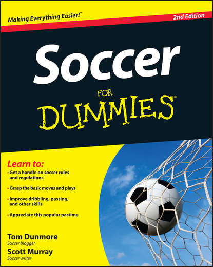 Scott Murray Soccer For Dummies champion sports youth sock style soccer shinguards