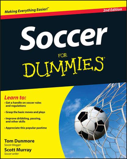 Scott Murray Soccer For Dummies the soccer book