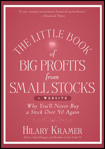 Louis Navellier The Little Book of Big Profits from Small Stocks + Website. Why You'll Never Buy a Stock Over $10 Again hilary kearney the little book of bees