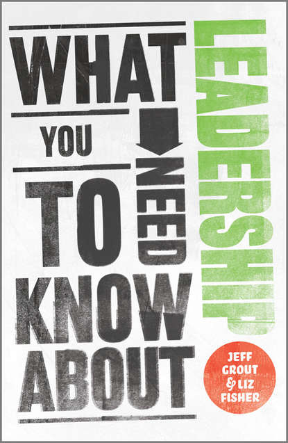 Jeff Grout What You Need to Know about Leadership jeff grout what you need to know about leadership