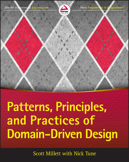 Scott Millett Patterns, Principles, and Practices of Domain-Driven Design недорого