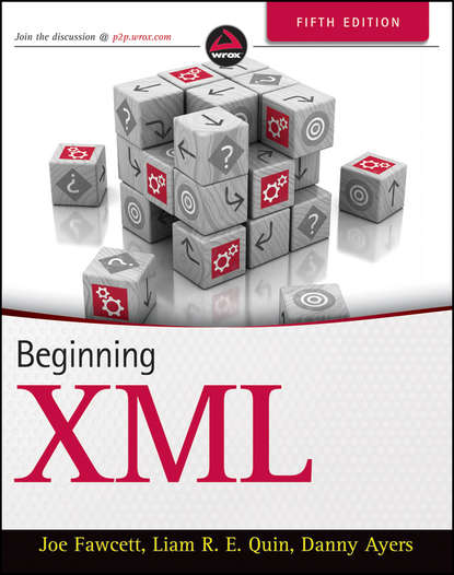 Danny Ayers Beginning XML deepak vohra processing xml documents with oracle jdeveloper 11g lite