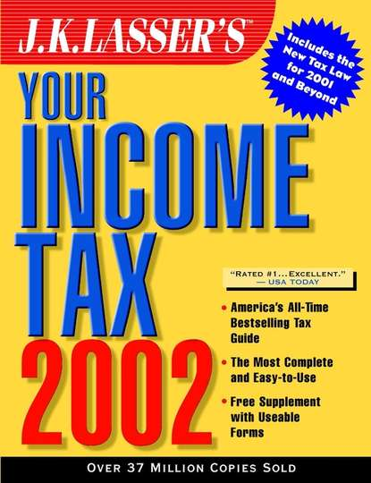 J.K. Institute Lasser J.K. Lasser's Your Income Tax 2002 stewart h welch iii j k lasser s new rules for estate and tax planning isbn 9780471233459