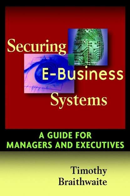 Timothy Braithwaite Securing E-Business Systems. A Guide for Managers and Executives roehl anderson janice m it best practices for financial managers