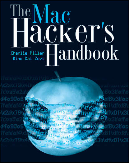 Charlie Miller The Mac Hacker's Handbook kirk mcelhearn the macos x command line unix under the hood