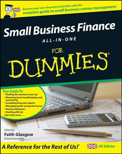 Faith Glasgow Small Business Finance All-in-One For Dummies ayse evrensel international finance for dummies