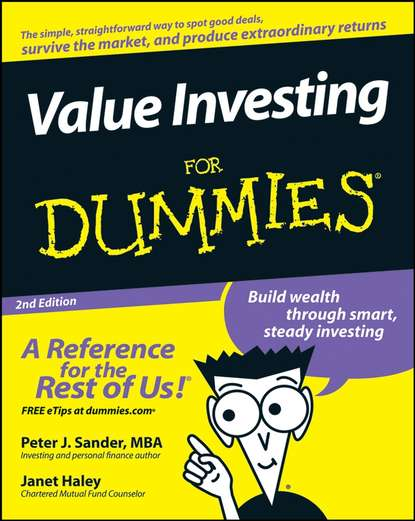 Фото - Janet Haley Value Investing For Dummies charlie tian invest like a guru how to generate higher returns at reduced risk with value investing