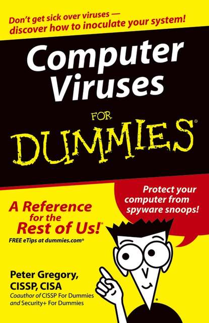 Peter Gregory H. Computer Viruses For Dummies antiviral discovery against new and emerging viruses