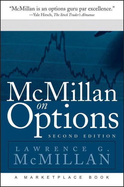 options Lawrence McMillan G. McMillan on Options
