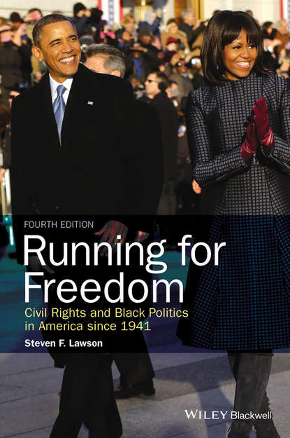 Steven Lawson F. Running for Freedom. Civil Rights and Black Politics in America since 1941 voter turnout