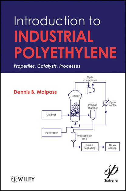 Introduction to Industrial Polyethylene. Properties, Catalysts, and Processes