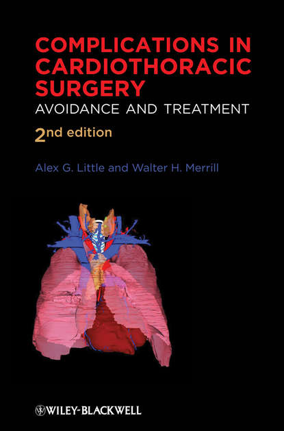 цена на Merrill Walter H. Complications in Cardiothoracic Surgery. Avoidance and Treatment