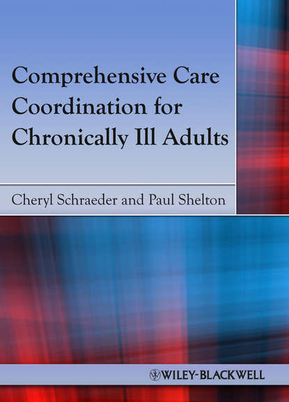 Schraeder Cheryl Comprehensive Care Coordination for Chronically Ill Adults comprehensive coordination chemistry ii