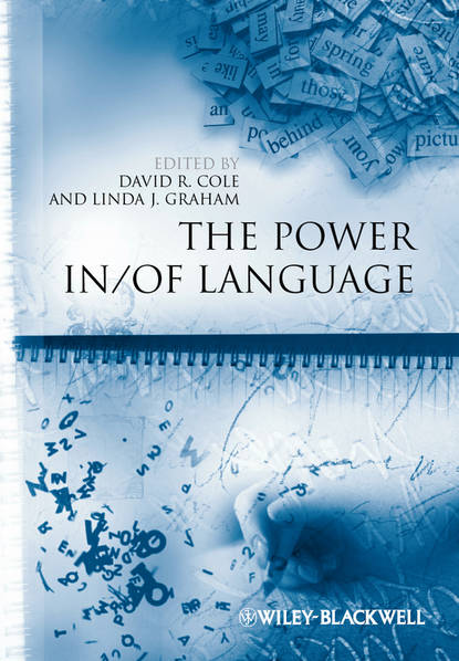 Graham Linda J. The Power In / Of Language inclusive education in kenya perspectives of special educators