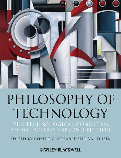 Scharff Robert C. Philosophy of Technology. The Technological Condition: An Anthology correspondence between the government of india and the secretary of state