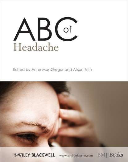 Frith Alison ABC of Headache symptoms of withdrawal cd