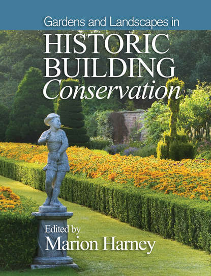 Фото - Marion Harney Gardens and Landscapes in Historic Building Conservation forsyth michael interior finishes and fittings for historic building conservation
