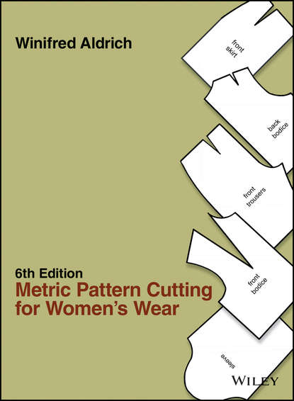 Winifred Aldrich Metric Pattern Cutting for Women's Wear metric pattern cutting for children s wear and babywear
