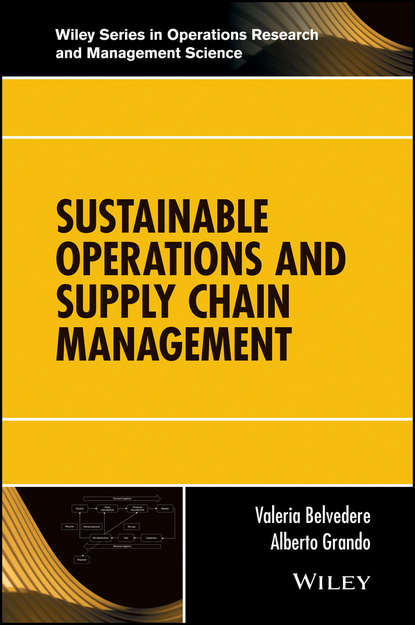 Valeria Belvedere Sustainable Operations and Supply Chain Management business logistics management