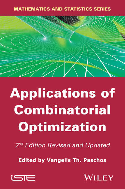 Vangelis Th. Paschos Applications of Combinatorial Optimization vangelis th paschos concepts of combinatorial optimization